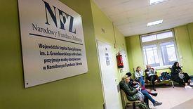 """""""Na izbie przyjęć pojawiają się ludzie, którzy nie mają żadnych objawów"""" - mówi rzeczniczka szpitala zakaźnego we Wrocławiu."""