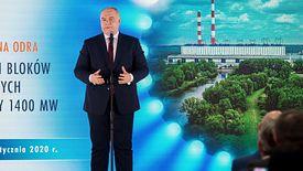 Jacek Sasin jako minister aktywów państwowych nadzoruje transakcję przejęcia Energi przez PKN Orlen.