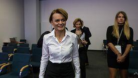 """Jadwiga Emilewicz podkreśliła, że istnieje """"konstytucyjne prawo"""" do pytań o ponowne przeliczenie głosów."""