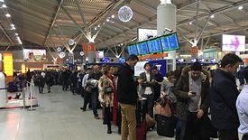 Lotnisko Chopina będzie powiększane. Inwestycja spowoduje utrudnienia dla pasażerów