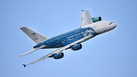 Airbus wstrzymuje pracę chińskiej fabryki