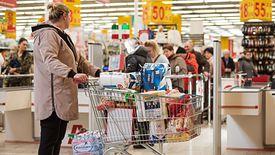 Rząd nie planuje ograniczeń w handlu w związku z koronawirusem.