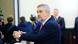 Minister Jan Ardanowski zapowiada walkę z ASF.