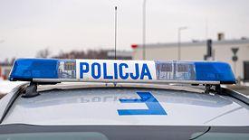 Policjanci zatrzymali już podejrzanego