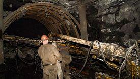 Górnicy z Libiąża i z Brzeszcz domagają się podwyżek. W południe rozmowy z zarządem