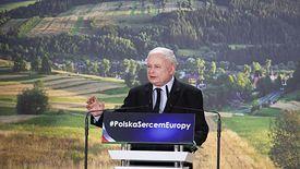 Na sobotniej konwencji w Kadzidle Jarosław Kaczyński obiecał pomoc dla rolników