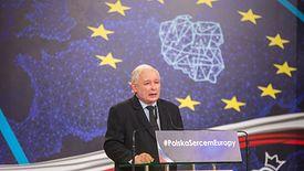 Jarosław Kaczyński chce ponadpartyjnej deklaracji. W sprawie euro