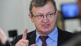 Tadeusz Cymański złożył poprawki do prezydenckiej ustawy frankowej
