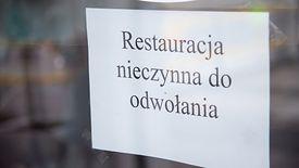 Niewykluczone, że po pandemii nie pójdziemy już na obiad do ulubionej restauracji, gdyż przestanie ona istnieć