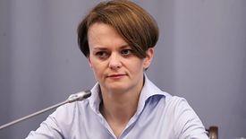 Minister rozwoju Jadwiga Emilewicz zapowiada pakiet dla firm, który ma pomóc przezwyciężyć problemy związane z koronawirusem