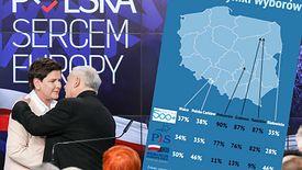 Program 500+ bez wątpienia przysparza partii rządzącej wielu wyborców