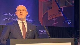Audun Halvorsen, sekretarz stanu w norweskim Ministerstwie Finansów poinformował, że Polska nie dostanie części obiecanych pieniędzy
