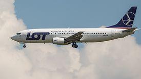 Boeing aktualizuje oprogramowanie swoich maszyn. LOT zapewnia, że uziemienie nie zostało zalecone.