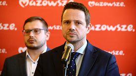 Prezydent Rafał Trzaskowski i marszałek województwa Adam Struzik krytykują pomysł podziału Mazowsza, forsowany przez PiS