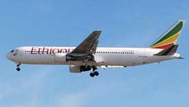 Samolot linii Ethiopian Airlines rozbił się 6 minut po starcie