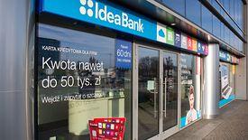Idea Bank na koniec roku miał jeszcze ponad miliard złotych płynnych środków. Potem spłacił kredyt w NBP