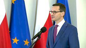 Nawet jeżeli Mateusz Morawiecki będzie musiał ujawnić majątek swojej żony, to dopiero po wyborach