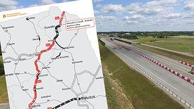 Budowa drogi ekspresowej S61 jest inwestycją istotną nie tylko dla sieci dróg w Polsce, ale ma też znaczenie europejskie.