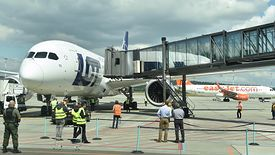 Krakowskie lotnisko jest coraz popularniejsze wśród turystów z Polski i nie tylko