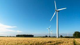 Szwecja 15 proc. produkowanej energii z wiatru przeznacza na eksport.