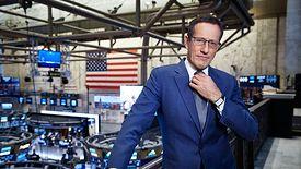 """Richard Quest, korespondent CNN i prowadzący program """"Quest Means Business"""", pisze dlaczego tegoroczne Davos jest lepsze od poprzednich"""