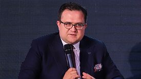 Michał Krupiński był prezesem banku Pekao od czerwca 2017 roku