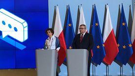 Minister Marlena Malag mówiła m.in. o zmianach w Funduszu Gwarantowanych Świadczeń Pracowniczych