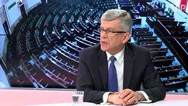 Marszałek Karczewski zdradził szczegóły dot. dodatkowego posiedzenia Senatu