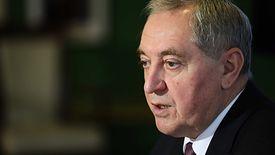 Henryk Kowalczyk żegna się z rządem. Nie będzie już Ministrem Środowiska