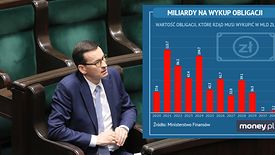Mateusz Morawiecki ma do pokonania górę długu