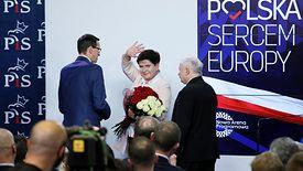 Beata Szydło zdeklasowała wyborczych rywali w wyborach do europarlamentu