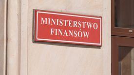 Ministerstwo finansów traci dwóch wysokich urzędników