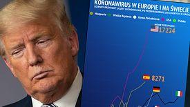 2 biliony dolarów wyda Donald Trump na ratowanie amerykańskiej gospodarki i swojej prezydentury