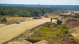 Problemy z dokończeniem budowy autostradowej obwodnicy Częstochowy. Nie ma komu budować