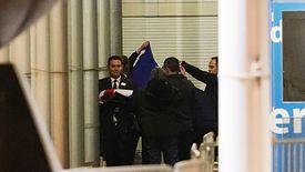 Według relacji brytyjska flaga trafiła do magazynu. Będzie wyjmowana i wywieszana podczas oficjalnych wizyt