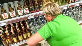 Alkohol w sklepie zdrożeje jeszcze w styczniu.