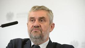 """Minister Ardanowski uważa, że produkcja cydru jest """"przedłużeniem działalności rolnej""""."""