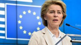 Ursula von der Leyer, szefowa Komisji Europejskiej.