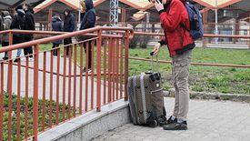 Z dnia na dzień Polskę opuściło prawie 120 tys. pracowników z Ukrainy