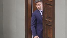 Michał Dworczyk w Sejmie
