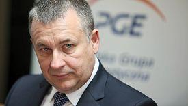 Henryk Baranowski objął stanowisko prezesa PGE 14 lutego 2017 r.