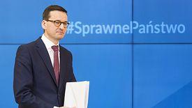 Mateusz Morawiecki chwali się sukcesami w walce z wyłudzeniami VAT.