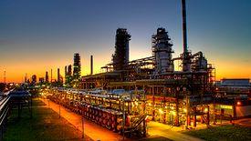 Rafineria Orlenu.