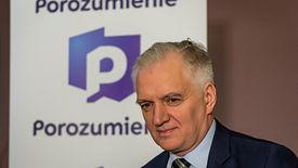 Jarosław Gowin zapewnił, że nie wiadomo mu nic na temat nacisków na dymisję Mariana Banasia w PiS