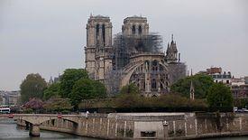 Katedra Notre Dame nie była ubezpieczona?