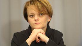Szefowa Ministerstwa Przedsiębiorczości i Technologii Jadwiga Emilewicz