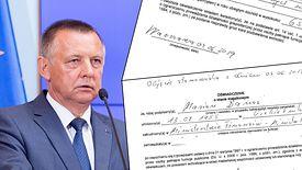 Marian Banaś wciąż musi wyjaśnić kwestie swoich oświadczeń majątkowych. Bada je CBA