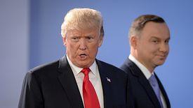 Donald Trump i Andrzej Duda mają się spotkać w czerwcu w Waszyngtonie