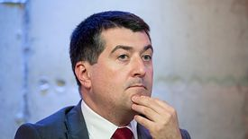 Leszek Skiba (na zdjęciu) dotychczas był wiceministrem finansów.