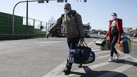 Przed wybuchem pandemii co miesiąc do Polski przejeżdżało ok. 160 tys. pracowników z Ukrainy